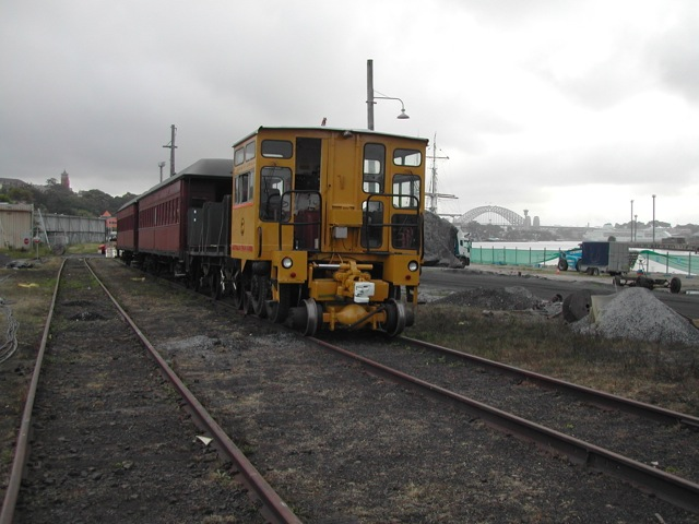 Train & Railway Services Canberra - Shunting Loco 2