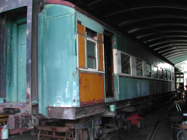Carriage Restoration - ATR Services