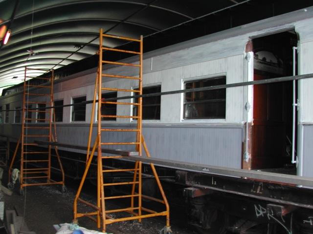 Carriage Restoration - ATR Services Canberra