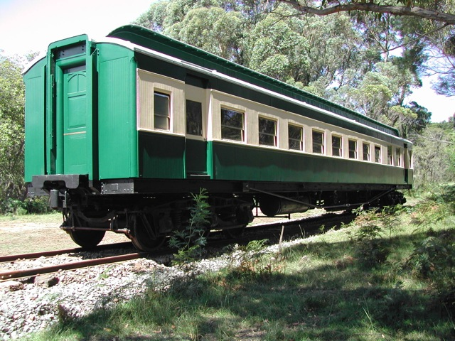 Railway Restoration Project - Train & Railway Services Canberra